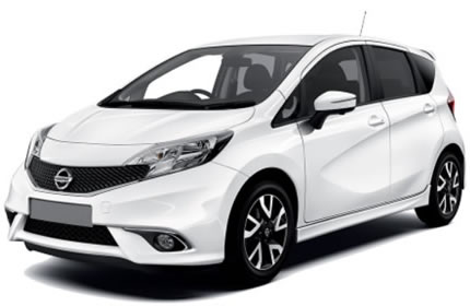 Nissan Note Turbo